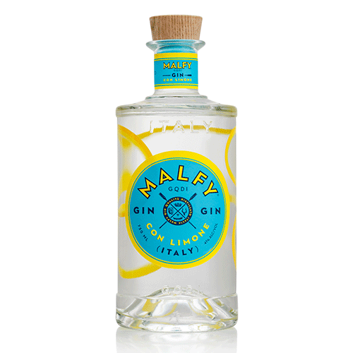 Malfy Gin Con Limone 41 ° 70 Cl-Ginsonline