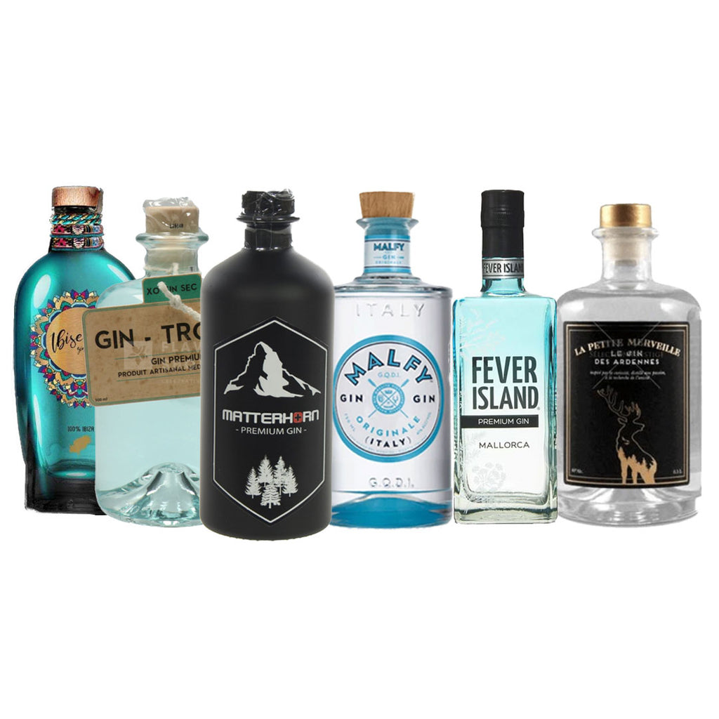 International Gin Promo pack-Ginsonline