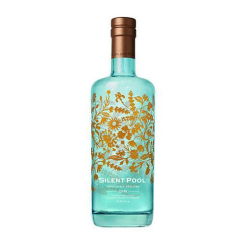 Gin - Silent Pool Gin 43° 70 Cl