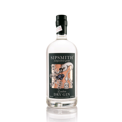 Sipsmith Gin 41,6° 70Cl-Ginsonline