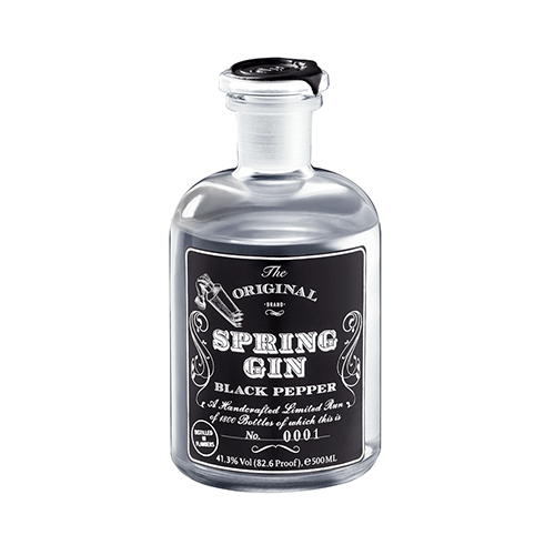 Spring Gin Black Pepper 41° 50Cl