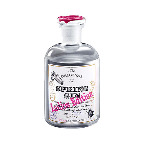 Gin - Spring Gin Ladies Edition 38,3° 50Cl