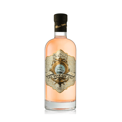 The Bitter Truth Spiced Navy Pink Gin 40° 70cl - Ginsonline - Gin