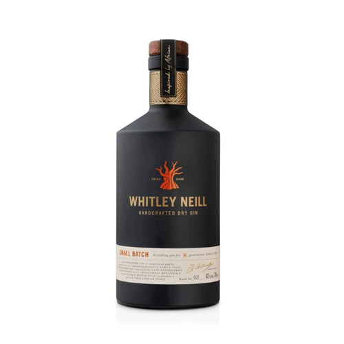 Gin Whitley Neill 42 ° 70Cl-Ginsonline