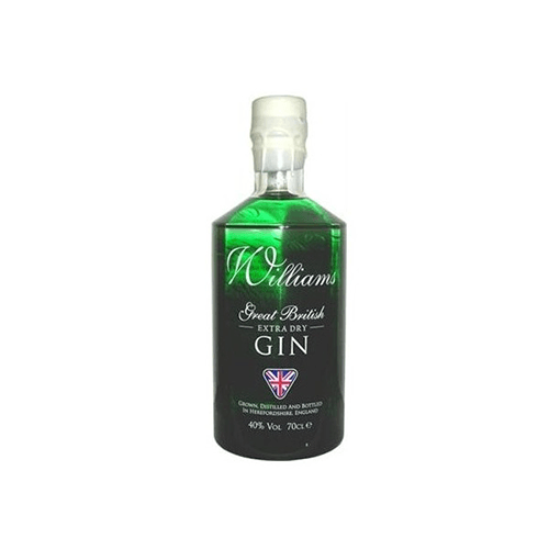 William Chase Extra Dry Gin 40° 70Cl - Ginsonline
