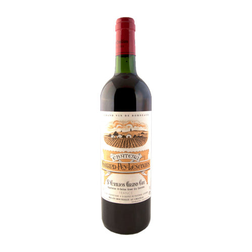 Chateau Grand Pey Lescours Grand Cru 2015 0,75L