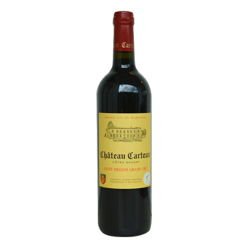 Chateau Carteau Grand Cru 2016 0,75L