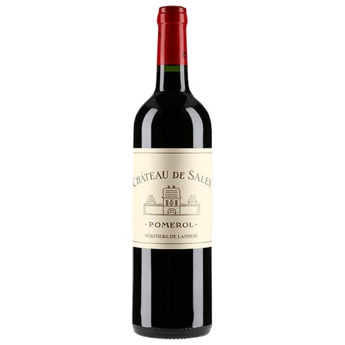 Chateau de Sales 2017 0,75L