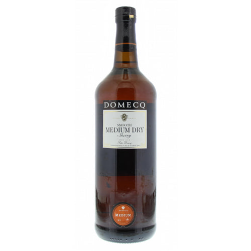 Domecq Medium Dry Sherry 15° 1L-Ginsonline