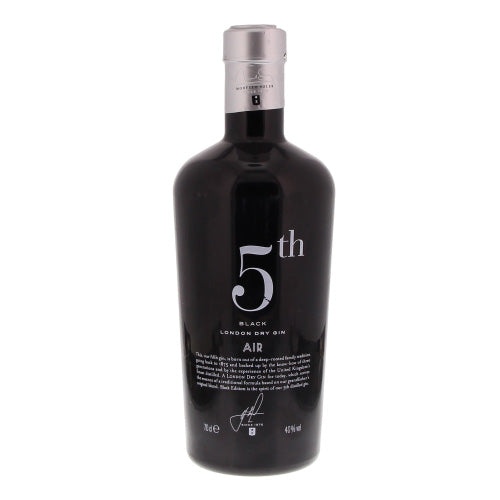 5th Air Black Gin 40° 0.7L