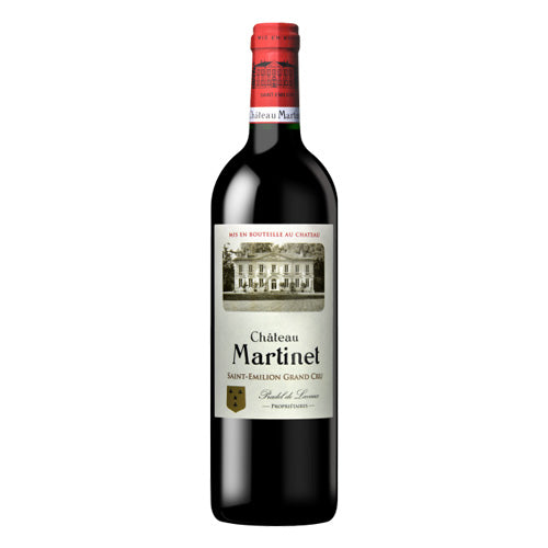 Chateau Martinet Grand Cru 2010 0,75L