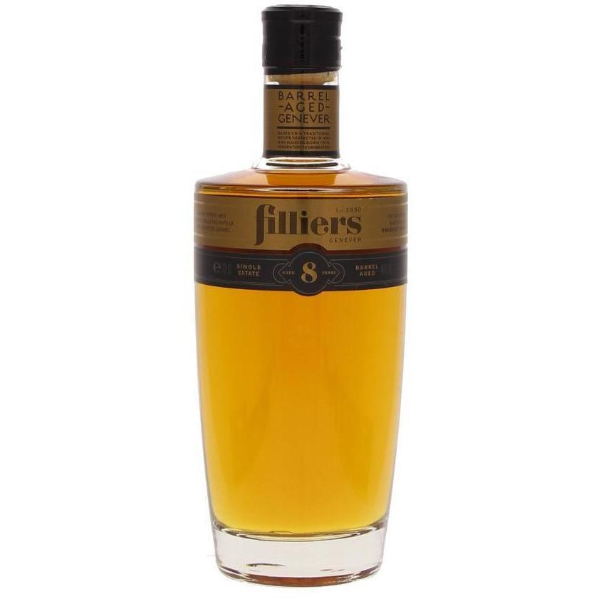 Filliers Barrel Aged 8 Years 40° 0.7L - Ginsonline