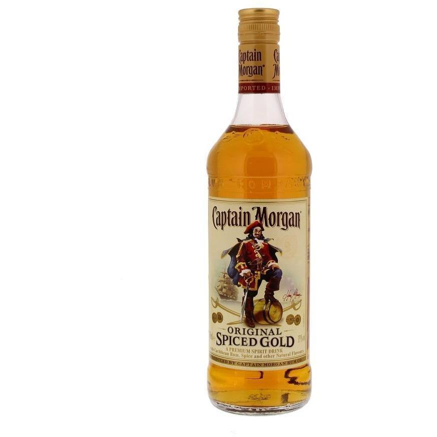Captain Morgan Spiced Gold 35° 0.7L-Ginsonline