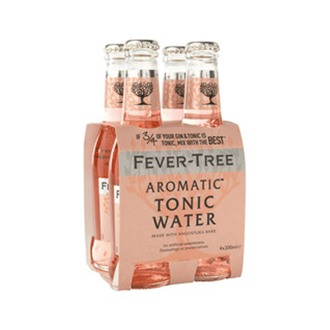 Tonic - Fever-Tree Aromatic Tonic Water 20 Cl