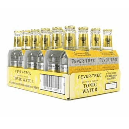Fever-Tree Tonic 20cl (24 stuks) | Fever-Tree Tonic 20cl (24 pièces)-Ginsonline