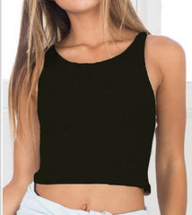 Solid Color Sexy Sling Vest Tops Camisole