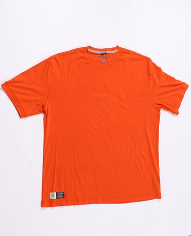 Tommy Hilfiger Orange Men Polo Shirt: XXL