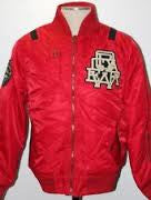 Rocawear 4 PL235 Red Mens Fashion Winter Jacket: : 2XL