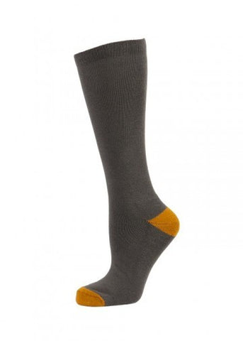 "High Quality """"Visionaires"""" Dress Socks - Grey Case Pack 48"