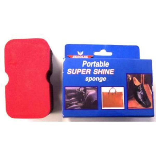 Super Shine Sponge Case Pack 72