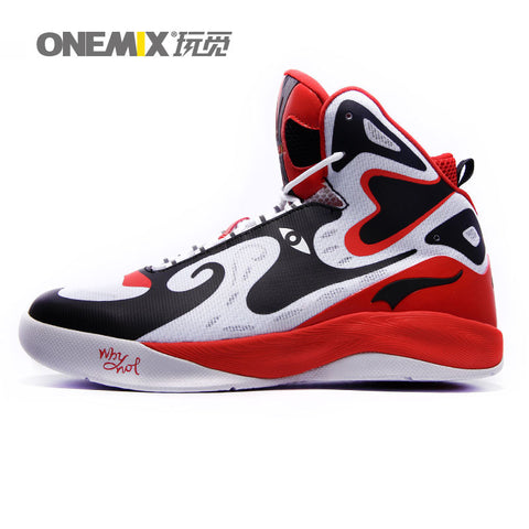2016 New Onemix Basketball Shoes