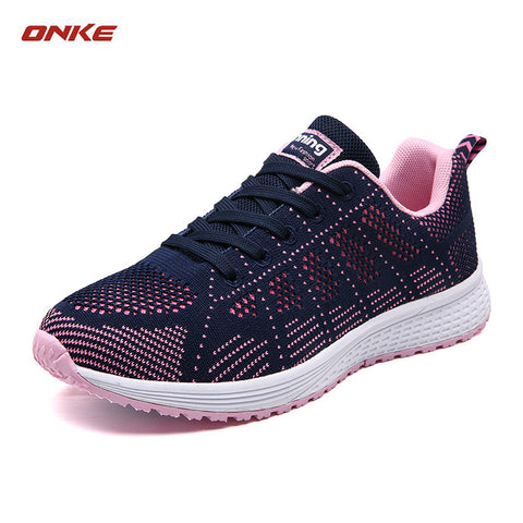 Air Cushions Women Springs Athletic Outdoor Sports Entertainment Shoes