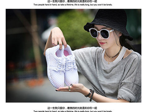Women Running Female Walking Men zapatillas mujer sneakers