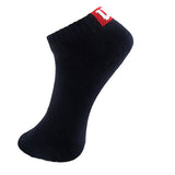 Casual Men Cotton towel short tube concise socks