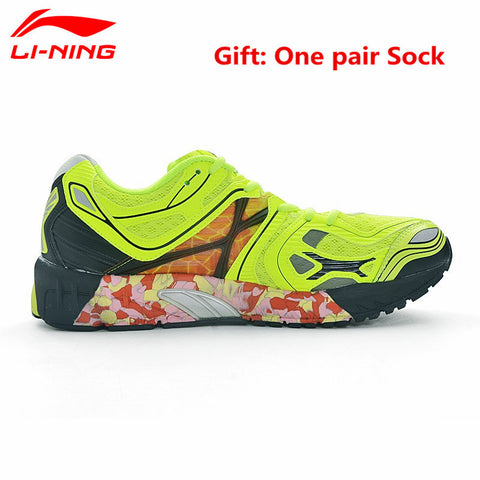 Li-Ning Gym Man Sneakers Cushioning Jogging Walking Male ARGJ001