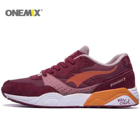 Onemix Tennis Mens&Womens Breathable Sneakers