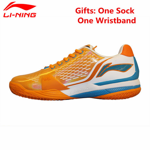 Li-Ning Professional Tennis for Men Cushioning Athletic Sneakers