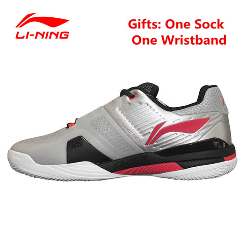 Li-Ning Men's Professional Tennis Anti-Slippery Sneakers