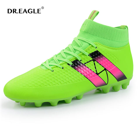 DR.EAGLE original Superfly  boots man footbal shoes