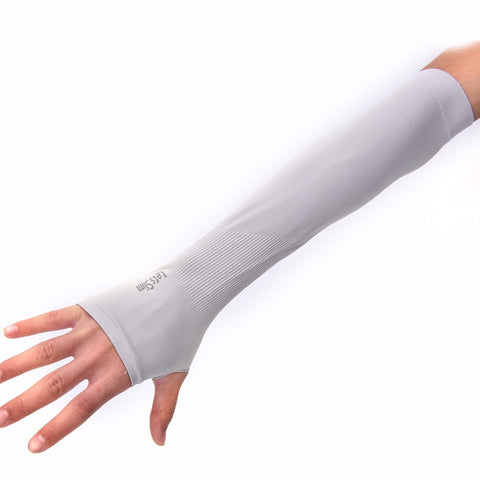 Sun Cooling UV Arm Sleeves Cycling Basketball Football  Sports Protection