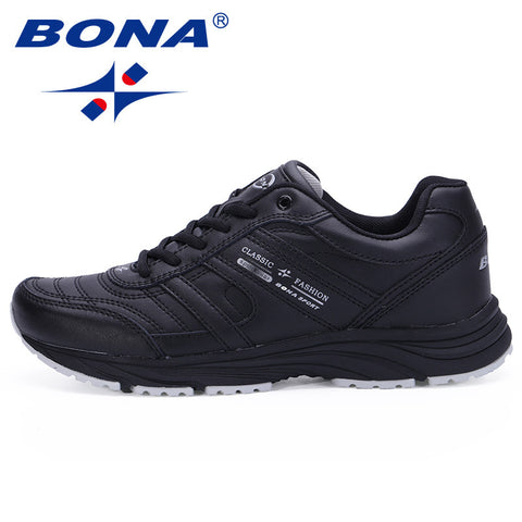 BONA New Classic Style Men Running Shoes