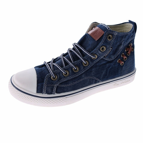 Joomra High Quality Men's and Women's Canvas  For Unisex Skateboarding Sneakers