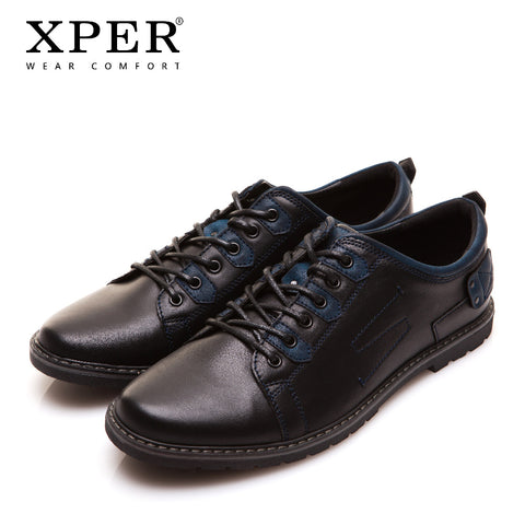 2016 XPER Brand Casual Mixed Colours Breathable Luxury Shoes For Men