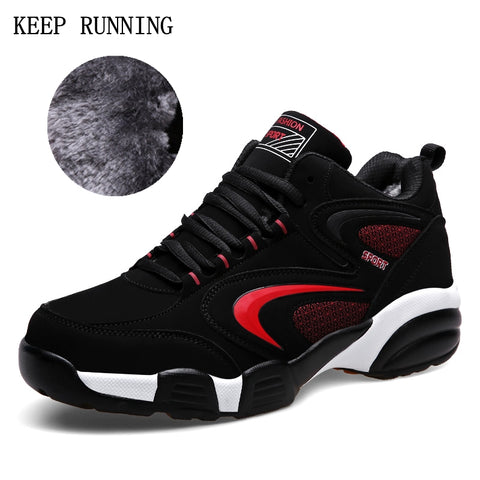 2017 High Quality For Adult Men Thermal Sport  Brands Running Sneakers