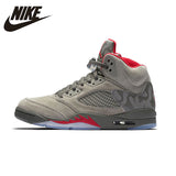 NIKE Air Jordan 5 Retro AJ5 Camouflage Mens Basketball Shoes