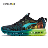 2016 Onemix men's sport running shoes music rhythm men's sneakers athletic shoe size