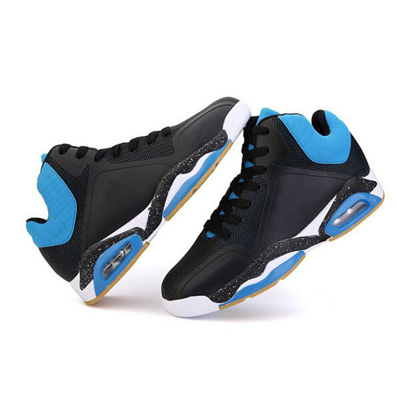 2015 new man fashion of basketball sneakers