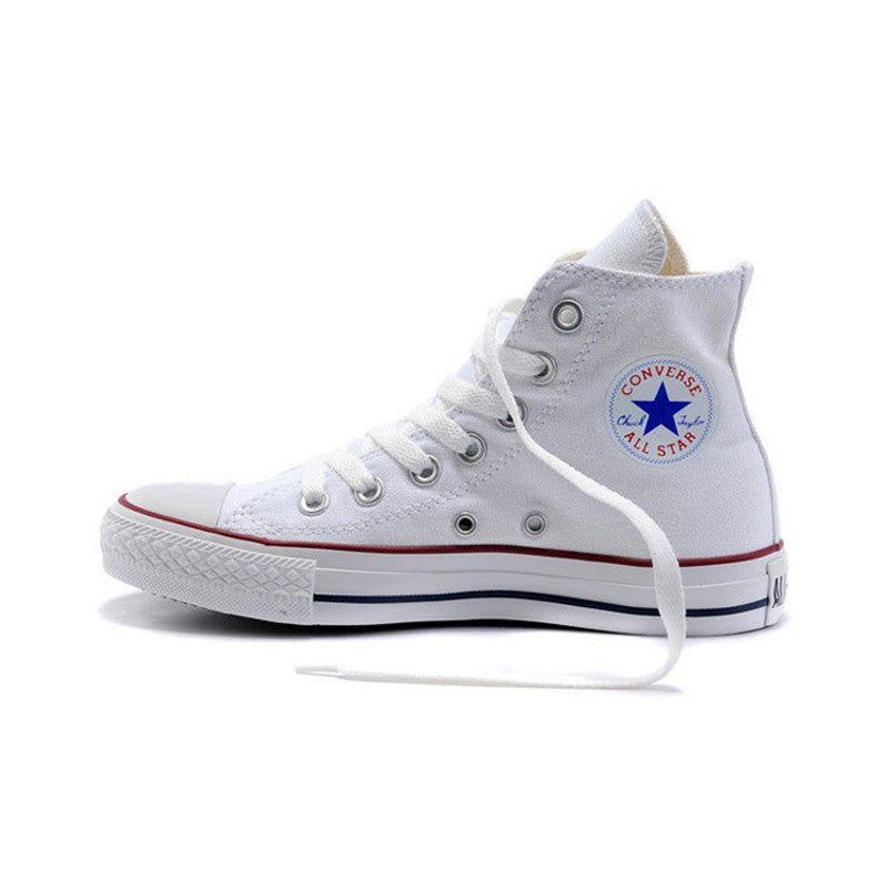Original Converse classic Unisex Canvas skateboarding shoes High top sneakser free shipping