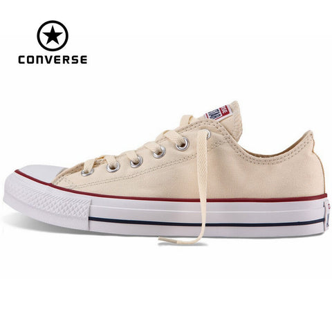 Original Converse all star men's and women's sneakers for men women low classic Skateboarding Shoes