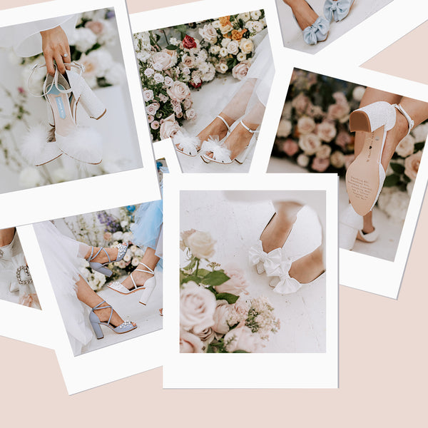 Win a pair of Charlotte Mills Bridal Shoes