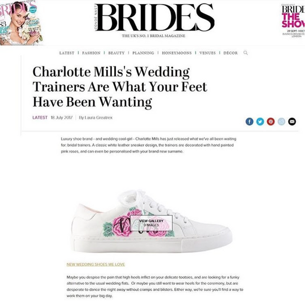BRIDES online - July 2017