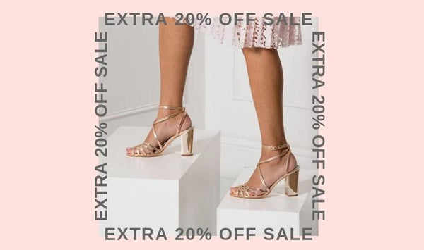 Extra 20% Off Sale! Last Chance To Buy...
