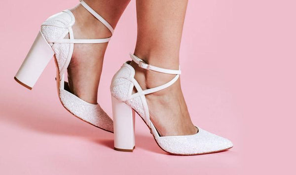 VEGAN BRIDAL SHOES!