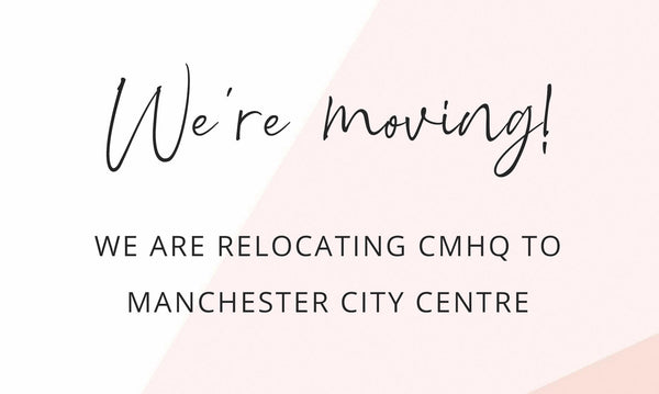 We're Moving! New Manchester City Centre Showroom