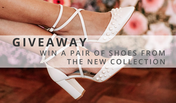 Win a pair of shoes from the 2020 Collection!