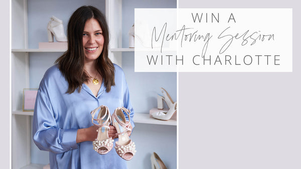 Win a day of Mentoring with Charlotte Mills!